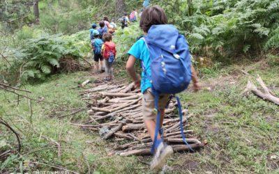 Proyecto Aúlla Weekend – Jóvenes exploradores